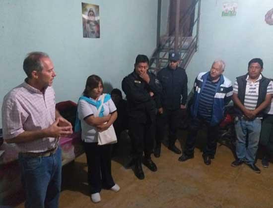 Diálogo y participación de vecinos y vecinas de Maimará, para una mejor gestión de residuos