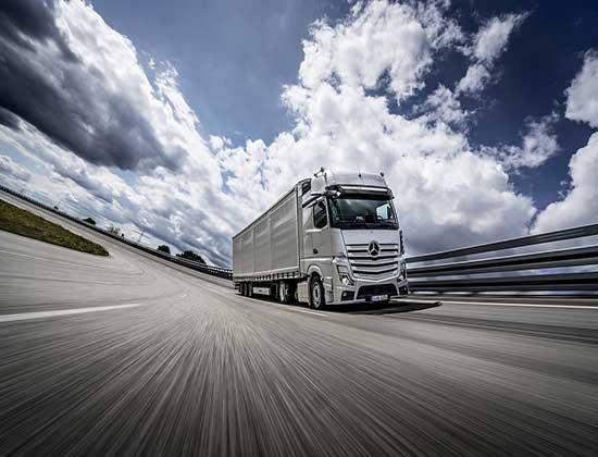 Actros de Mercedes-Benz: el camión del año