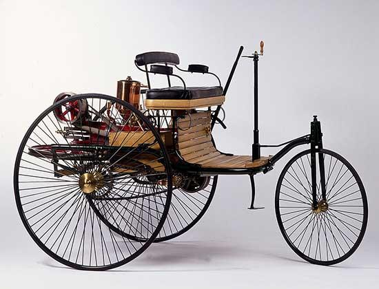 Hace 134 años Mercedes-Benz creaba el automóvil