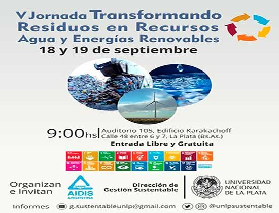 Transformado Residuos en Recursos Agua y Energías Renovables