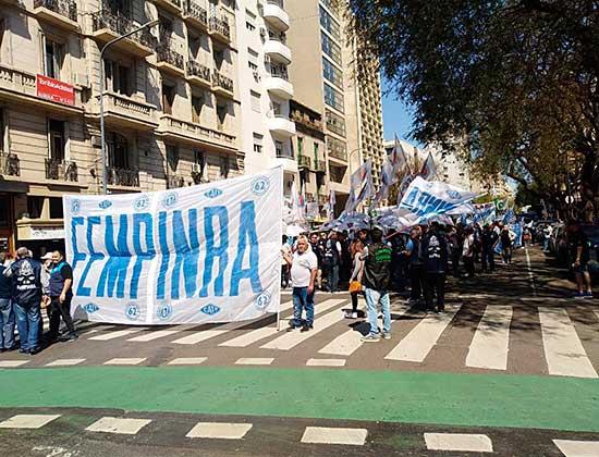 FeMPINRA: asamblea pública frente a la AGP